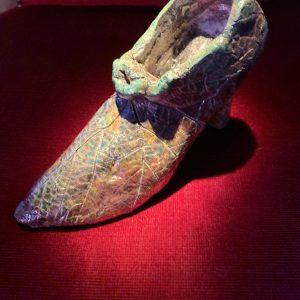 Chaussure de Cendrilon des vignes