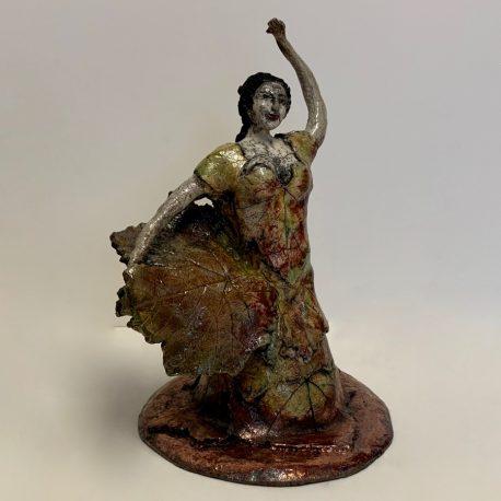 Flamenco des vignes face droite 900-900