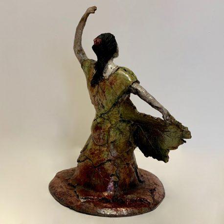 Flamenco des vignes profil arriière droit 900-900